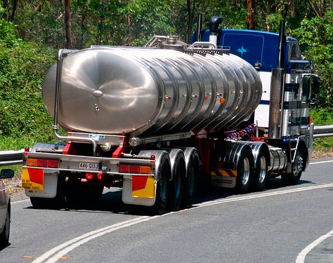 Lubricantes Repsol para vehículos pesados